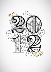Happy New Year 2012 resolutions